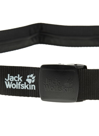 Jack Wolfskin Secret Belt Wide Unisex Kemer - 8000851-6000 Siyah